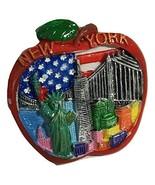 USA Flag, Statue of Liberty, Freedom Tower, Brooklyn Bridge, NYC Skyline... - $7.99