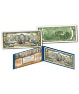 U.S. BANKNOTE 7 PORTRAITS Genuine Legal Tender U.S. $2 Bill Banknote *Mu... - ₹981.43 INR