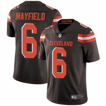 Nike Youth Cleveland Browns #6 Baker Mayfield Limited Player Jersey Brown - $1.489,26 MXN+