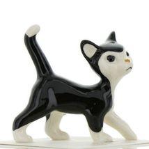 Hagen Renaker Cat Black and White Tuxedo Papa Ceramic Figurine image 9