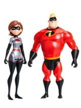 Disney / Pixar Incredibles 2 Elastigirl & Mr. Incredible Action Figure 2-Pack - $22.76