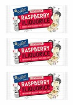 Karl Fazer Travel Raspberry and Liquorice 3 x 130 g (3 pcs) - $13.37
