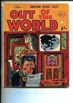 OUT OF THIS WORLD-BRITISH-HORROR-STEVE DITKO--SCI FI-good - $31.53