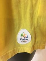 Rio 2016 Olympics Paixão Shirt M Tie dyed image 2