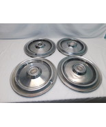 SET OF 4 MOPAR PLYMOUTH 1960's HUB CAPS - FACTORY PLYMOUTH HUBCAPS  - $29.99