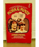 1979 Pocket Books -Mork & Mindy- Video Novel Paperback - $10.88