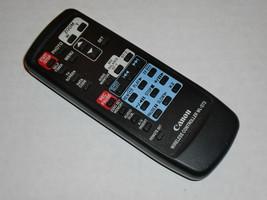Canon Remote Control model WL D73 = camcorder ZR70MC MV650i MV630i ZR65 camera - $26.69