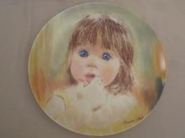 Fascination Collector Plate Frances Hook Children - $15.99