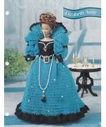 Elizabeth Anne, Annie's Attic Fashion Doll Crochet Clothes Pattern Club ... - $2.95