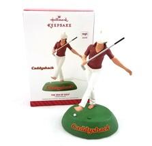 Hallmark Keepsake Caddyshack The Zen of Golf Chevy Chase Ornament Sound ... - $15.74