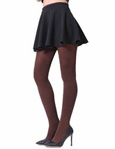 Fitrell Opaque Tights For Women Fashion Control Top Pantyhose 1 Pairs, B... - $9.25