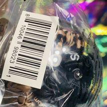 Slip 100% Silk Holiday 2020 Bauble - Skinny Scrunchie Rose Gold Trio Leopard image 4