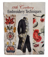 18th Century Embroidery Techniques - $17.96