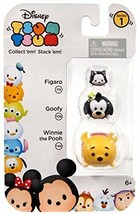 Disney Tsum Tsum Stackable Collectible Figures Series #1 Figaro Goofy Pooh - $3.95
