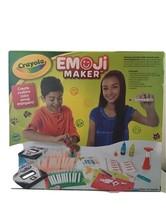 CRAYOLA Emoji Maker -Create Custom Emoji Stampers Markers Fun Kids Active Crafts - $18.70