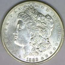 1889 Morgan Dollar; Choice BU - $59.39