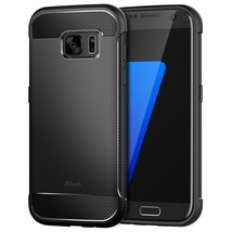 JETech Case for Samsung Galaxy S7 Protective Cover with Shock-Absorption... - $11.75