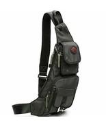 Sling Bag Chest Shoulder Backpack Fanny Pack Crossbody Bags for Men - $32.66+