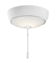 Kichler 380950MWH Signature Fan Accessory 13in Matte White Steel 1-light - $274.95