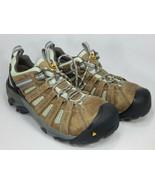 Keen Flint Low Size US 7.5 D (W) WIDE EU 38 Women's Steel Toe Work Shoes... - $88.75
