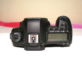 Great EOS Canon 5D MarkⅡ 2 Mark II Shutter Count 34,919 21.1 MP BODY ONLY image 4
