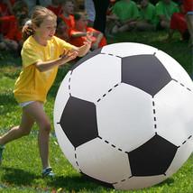 YhsBUY® Beach Ball Giant Football Soccer Volleyball Children Kid Outdoor... - $40.46
