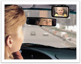 Baby-On-Board View Mirror - $15.83