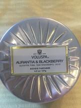 Voluspa Aurantia & Blackberry Candle -Aurantia Tree, Blackberry & Acai - 4.5 OZ - $9.35