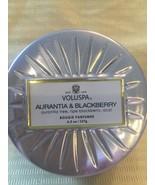 Voluspa Aurantia & Blackberry Candle -Aurantia Tree, Blackberry & Acai -... - $9.35
