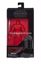 """PRAETORIAN GUARD #50 Star Wars 6"""" Black Series The Last Jedi Wave 13 STOCK - $16.99"""