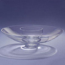 Marquis by Waterford Crystal Chip and Dip NIB - $45.00