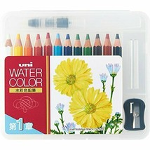 Uni Mitsubishi Pencil Water color compact color 12 UWCNCS12C1 - $12.04
