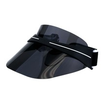 Tinted Sun Visor With Adjustable Straps Sun Cover Unisex - $24.95