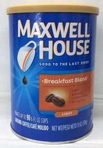 Maxwell House Breakfast Blend Ground Coffee 11 oz - $6.57