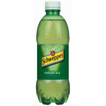 Schweppes Gingerale - 5 Bottles----Each Bottle Is 1 X(591ML) - $27.06