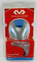 """McDavid Cup Athletic Supporter Mesh 3300 FlexCup Teen Large 30-34"""" Waist... - $10.44"""