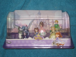 Disney Store Sofia The First 6 Figurine Playset. Brand New! - $22.00