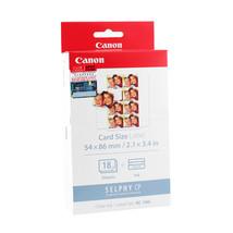 Canon Color Ink Cassette+54x86mm Label Set (18Sheets) (for CP1200/CP910), KC-18I - $23.99