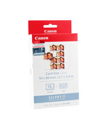 Canon Color Ink Cassette+54x86mm Label Set (18Sheets) (for CP1200/CP910)... - $23.99