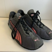 Puma H Street Lightweight Running Shoes Pink Gray  Women's Size 8.5 Men's 6 - $64.99