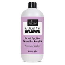Ez Flow Artificial Nail Remover, 16 oz