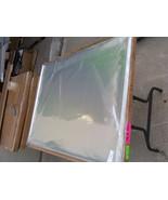 50 24 x 30 + FLAP ARTWORK  PRINT ARCHIVAL ACID FREE CLEAR STORAGE ENVELOPE - $150.58