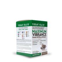 Maximum Vibrance Chocolate Vibrant Health 10 Packets Box - $53.04