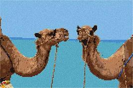 pepita Camels Needlepoint Kit - $158.00