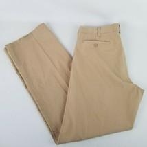 Armani Jeans Men's Size 36x34 Khaki Tan Pants - $39.59