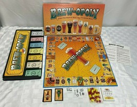 BREW-OPOLY Monopoly Board Game Late For The Sky - $20.10