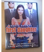 2004 DVD First Daughter Katie Holmes - $10.00