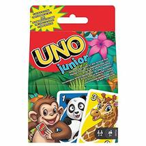 Mattel Games UNO Junior Card Game with 45 Cards, Gift for Kids 3 Years Old & Up - $17.63
