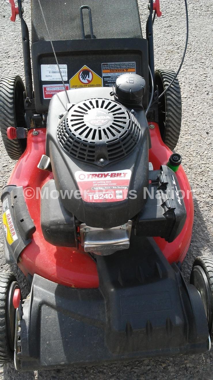 Replaces Troy Bilt Model 12AVB2AQ711 Lawn Mower Carburetor