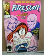 Marvel Comics Firestar #1 (Mar 1986, Marvel) - $6.29